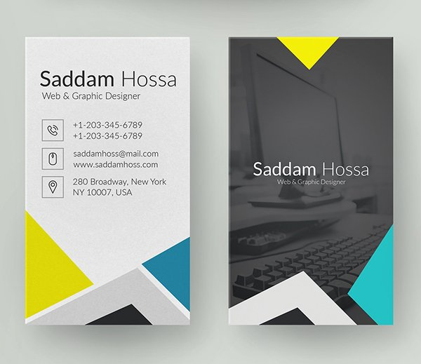 Free Business Card Templates Freebies