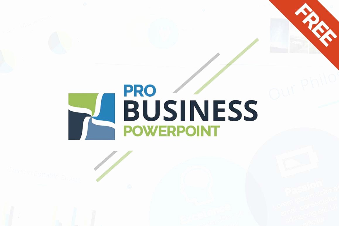Free Business Powerpoint Template Ppt Pptx Download