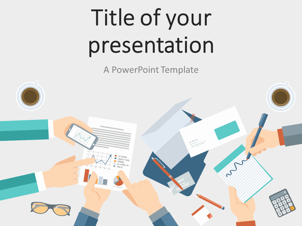 Free Business Powerpoint Templates Presentationgo
