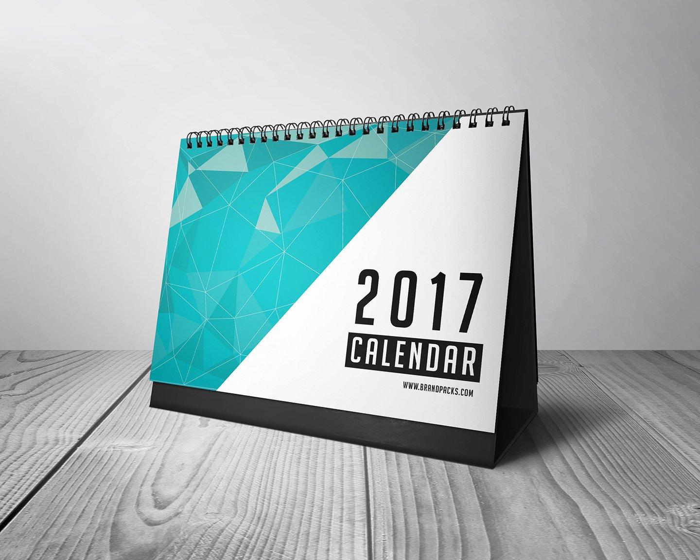 Free Calendar Template for Shop & Illustrator
