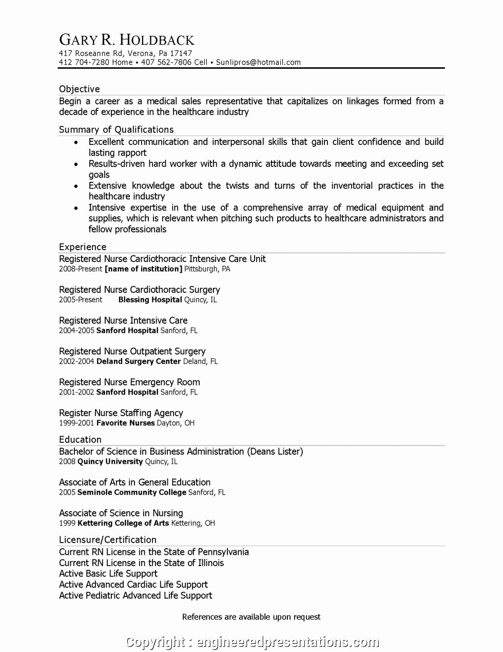 Free Career Change Resume Objective Samples Resume