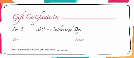 Free Certificate Templates for Word