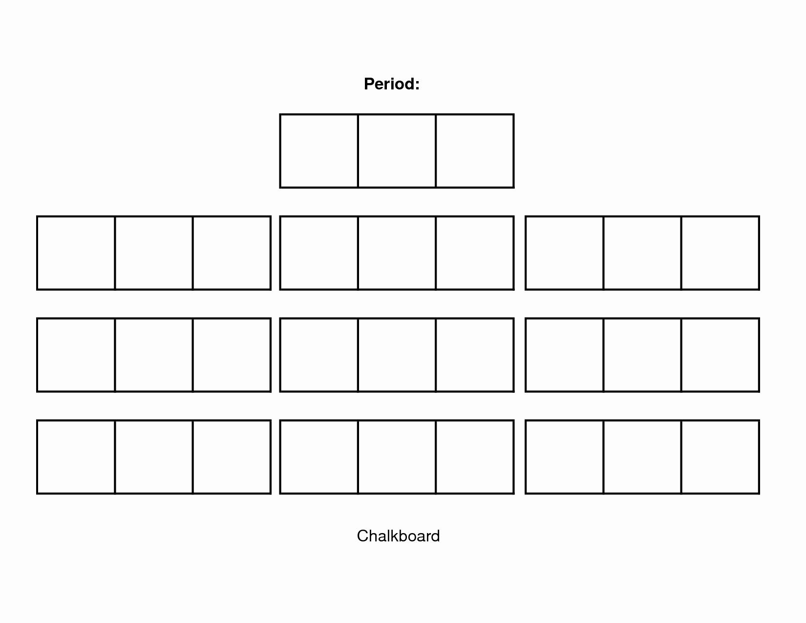 Free Classroom Seating Chart Maker Portablegasgrillweber