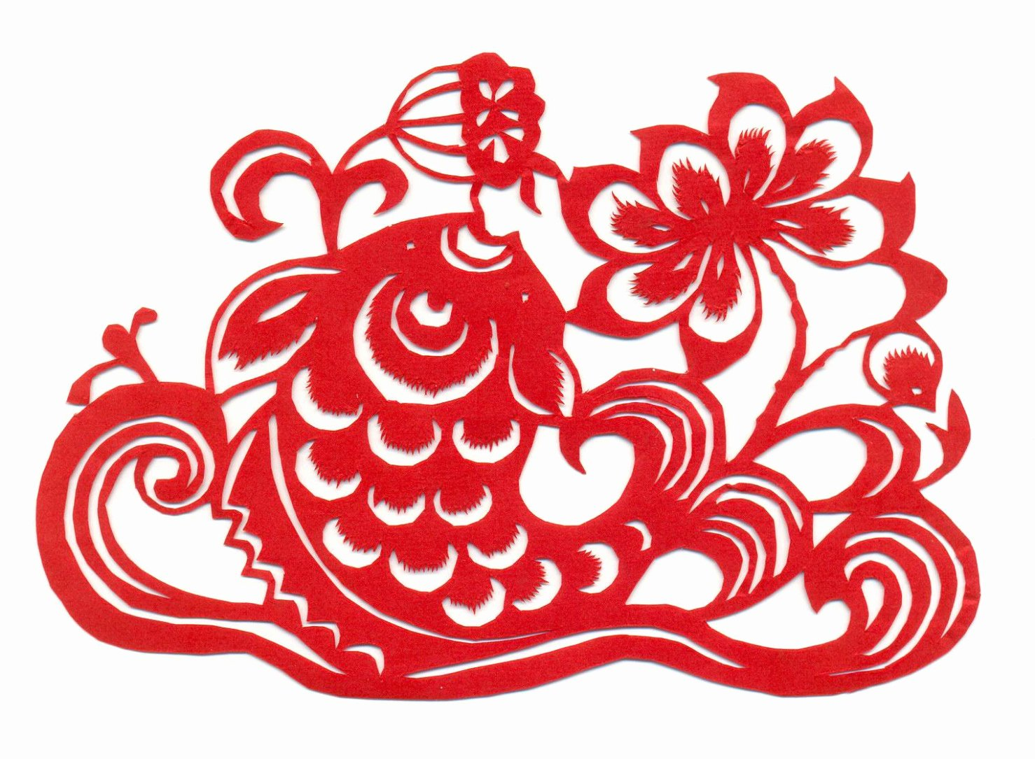 Free Download Chinese Paper Cutting Chinese Folk Paper Cut