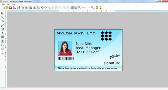 Free Download Shop Id Cards Templates