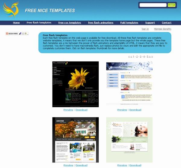 Free Dreamweaver Templates Responsive Dreamweaver HTML5