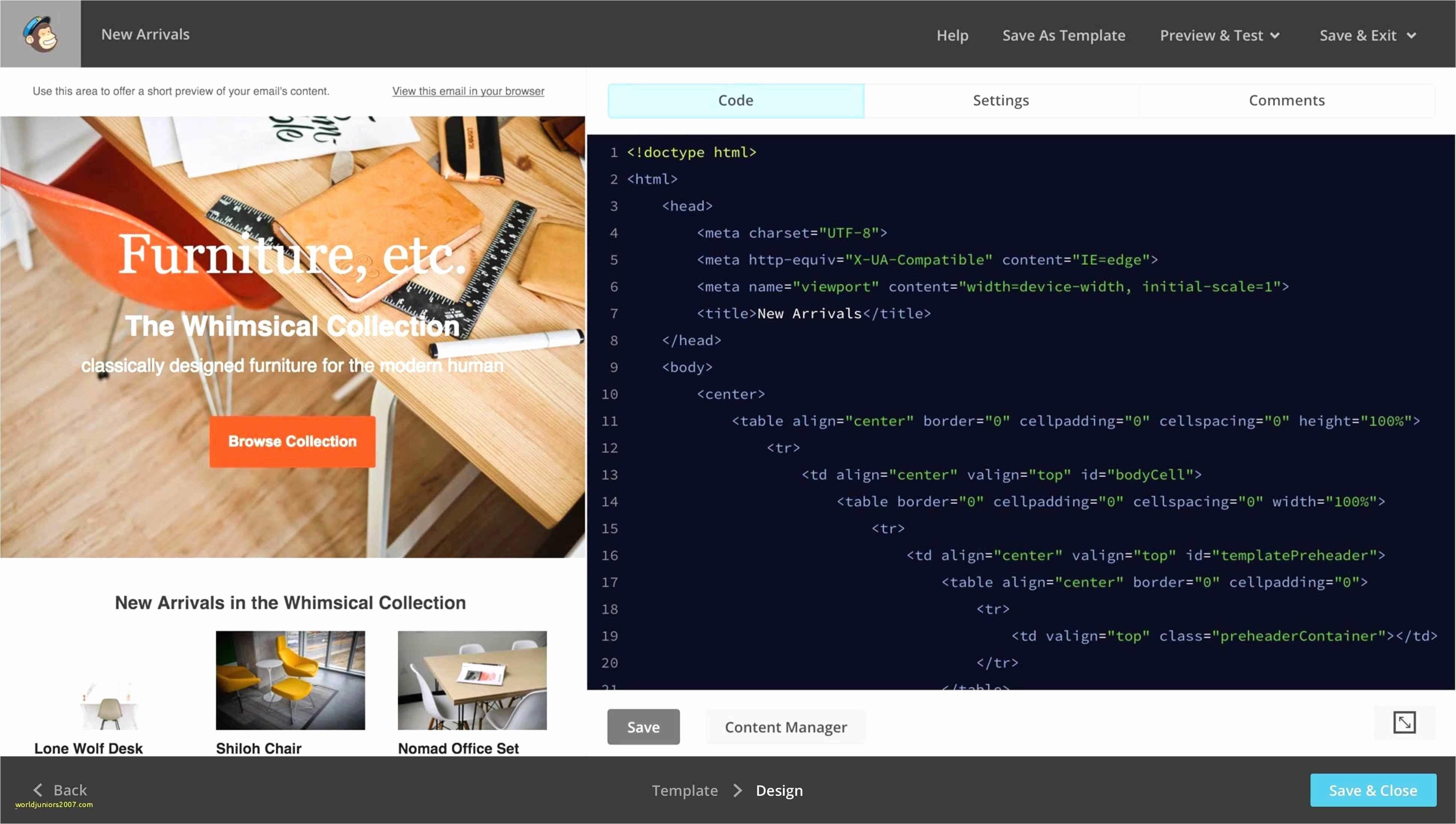 Free Dreamweaver Website Templates Gallery Free