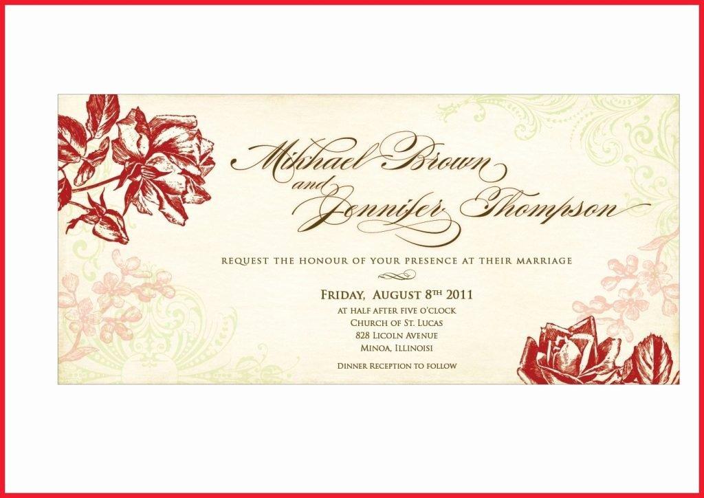 Free Editable Wedding Invitation Templates Fwauk