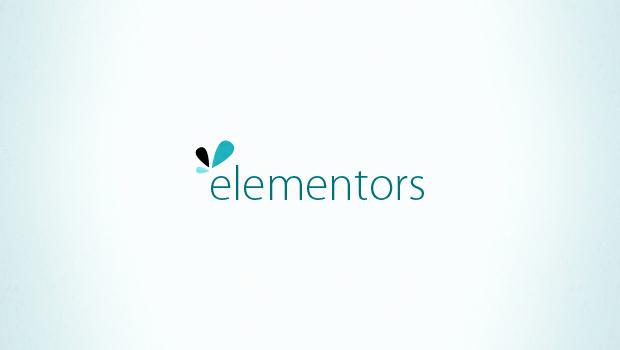 Free Elementors Logo Template Psd Psd Files Vectors
