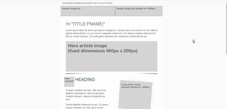 Free Email Newsletter Templates for Outlook – ifa Rennes