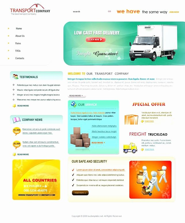 Free Expression Web Templates New Design Dashboard