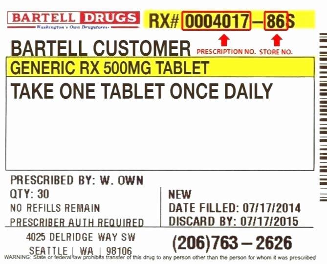 Free Fake Prescription Label Template Word Per Sheet