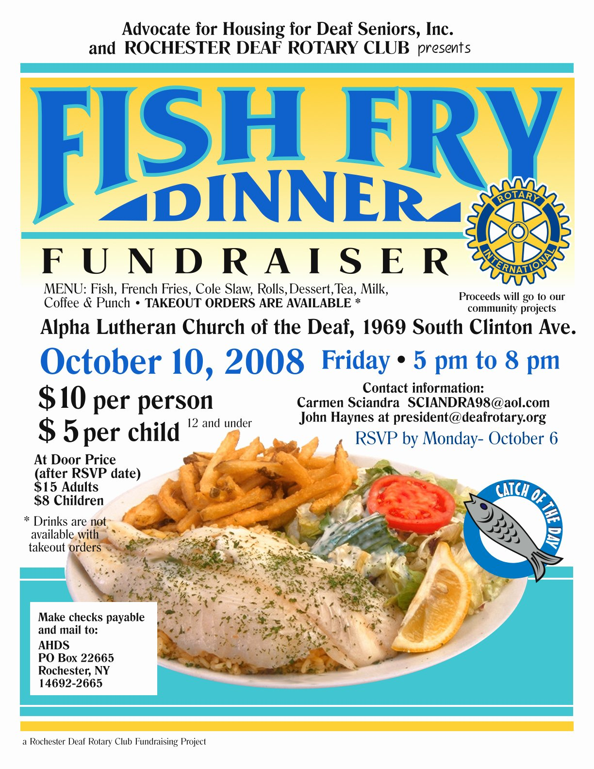 Free Fish Fry Flyer Template Yourweek 7615dbeca25e