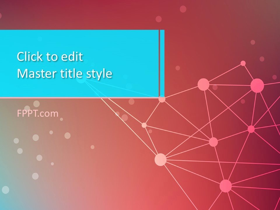 Free Geometric Powerpoint Template Free Powerpoint Templates