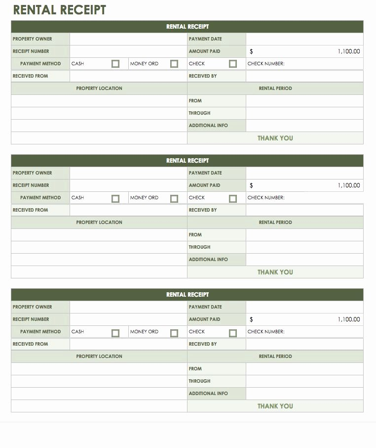 Free Google Docs Invoice Templates