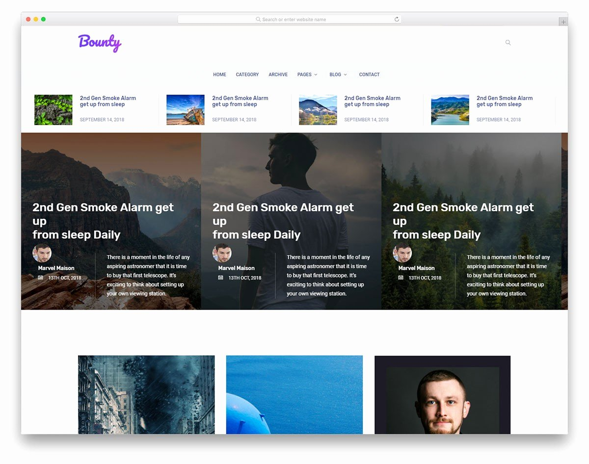 Free Google Sites Templates 2019