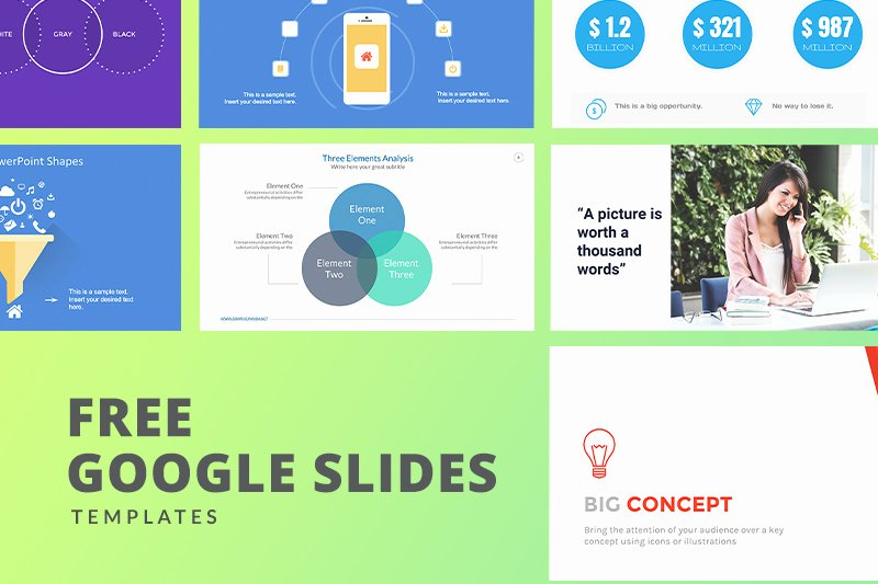 Free Google Slides themes and Templates to Boost Your
