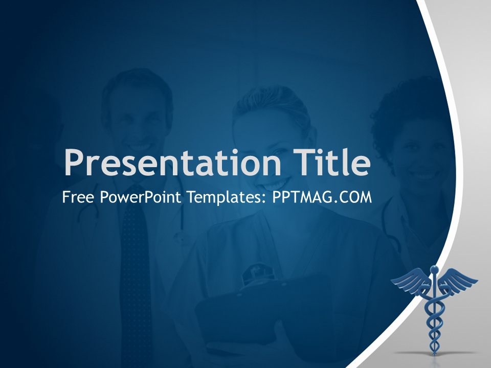 Free Health Care Powerpoint Template Pptmag