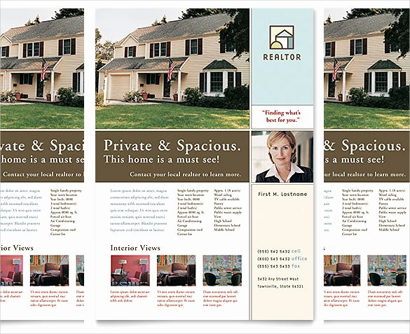 Free House for Sale Flyer Templates Planet Flyers