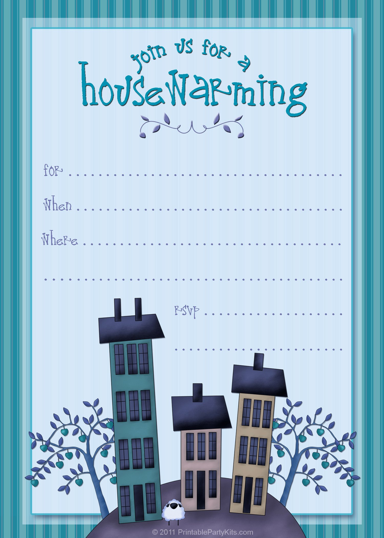 Free House Warming Clipart Clipground