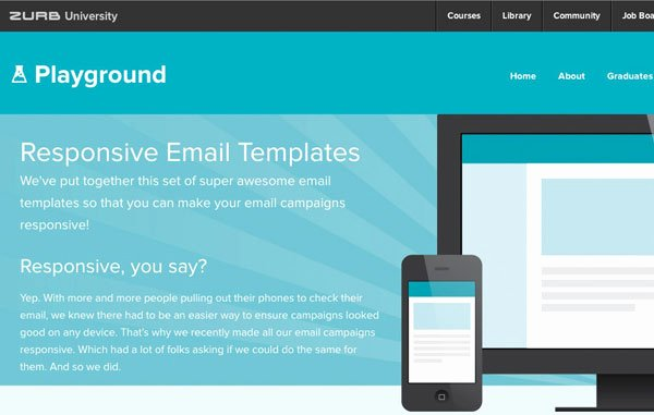 Free HTML Email Templates HTML Css
