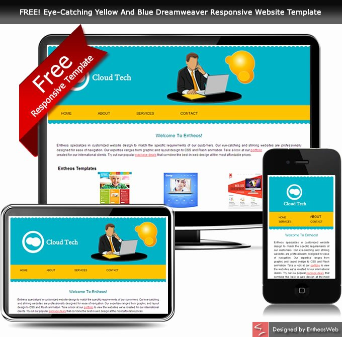 Free HTML5 and Css3 Website Templates
