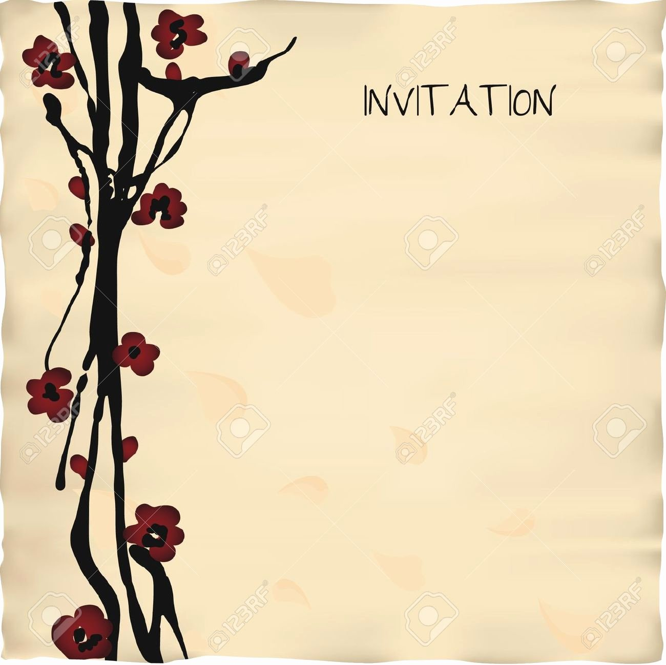 Free Ideas Invitation Cards Template Wedding Design