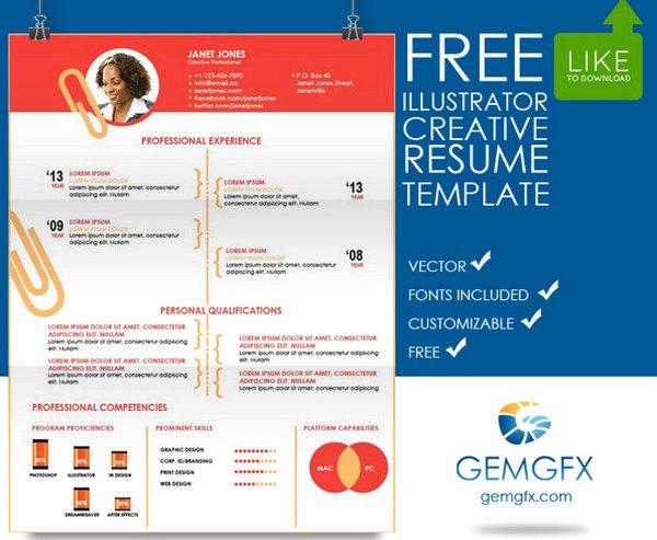 Free Illustrator Invoice Template