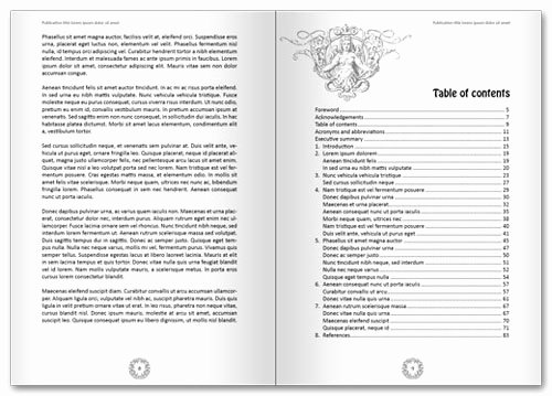 Free Indesign Book Template
