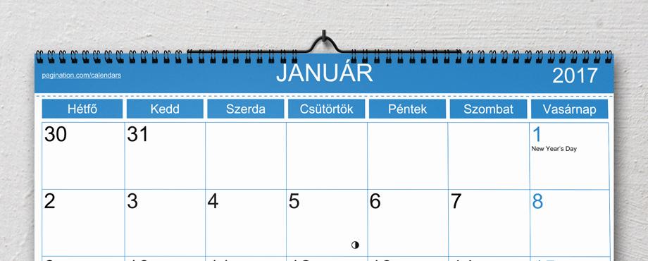 Free Indesign Calendar Template Pagination