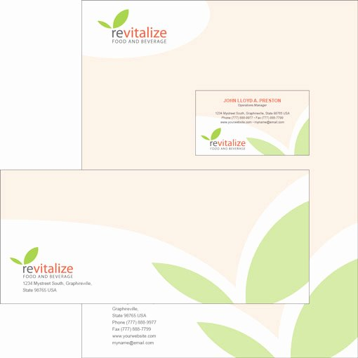 Free Indesign Templates Business Cards Letterheads and