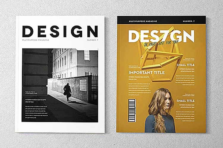 Free Indesign Templates to Learn and Improve