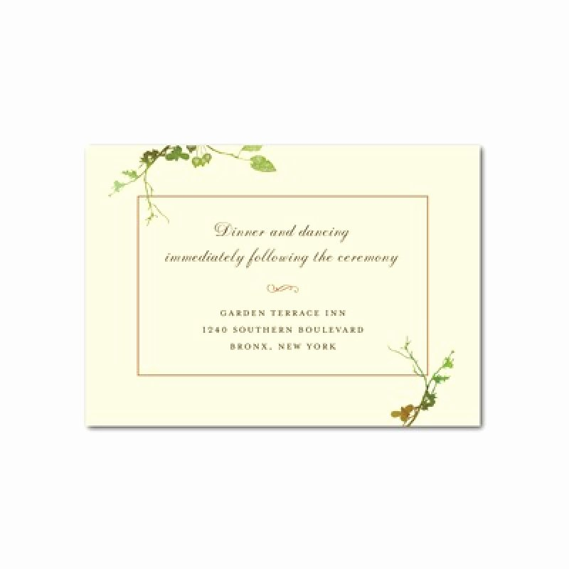 Free Invitation Template Wedding Reception