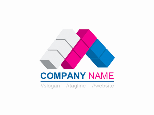 Free Letter M Logo Template Igraphic Logo