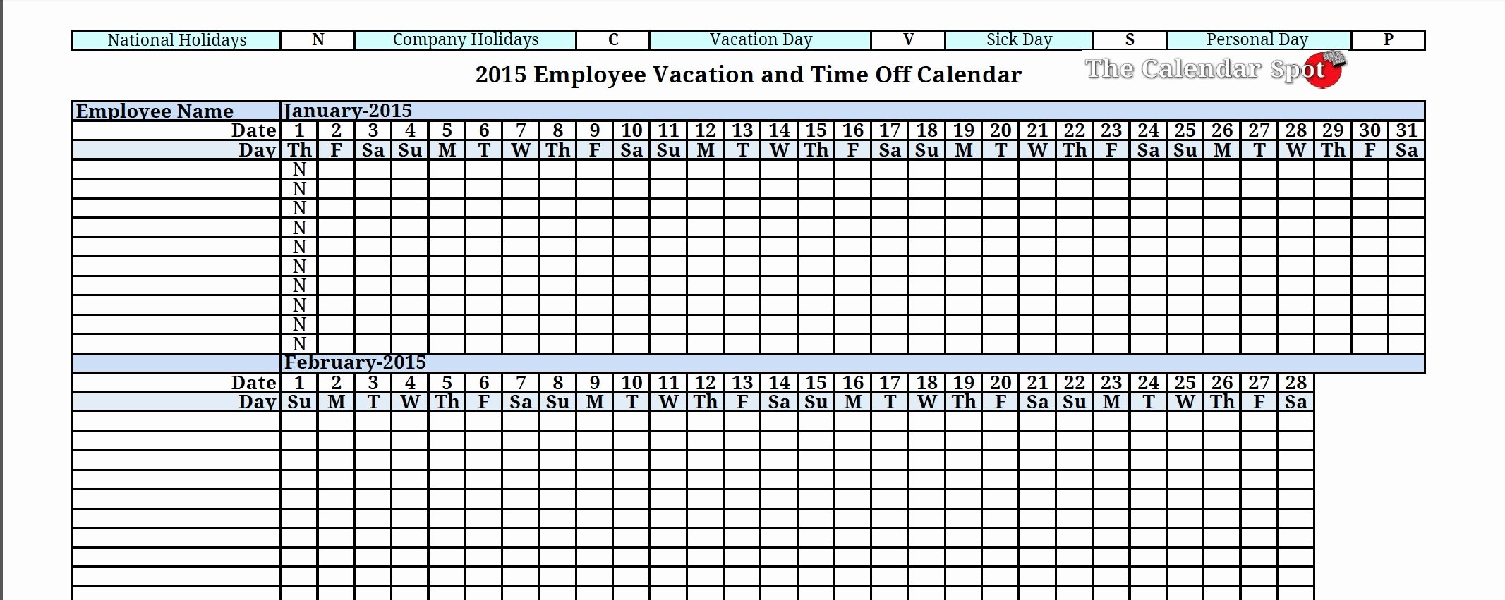 Free Line Employee attendance Tracker and Employee