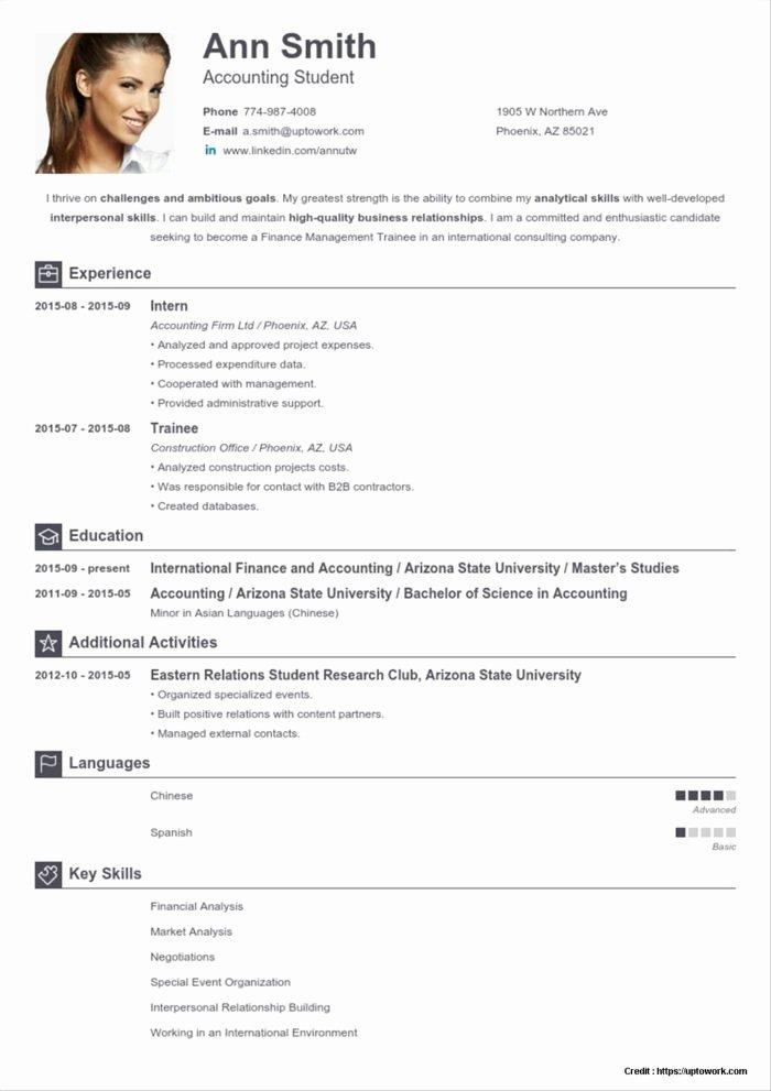 Free Line Resume Builder software Download Resume