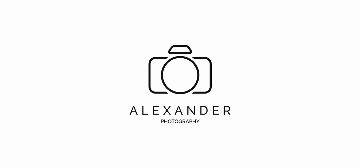 [free Logos] 10 Free Graphy Logo Templates On Behance
