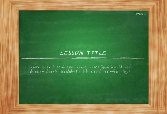 Free Math Powerpoint Templates for Teachers Briskifo