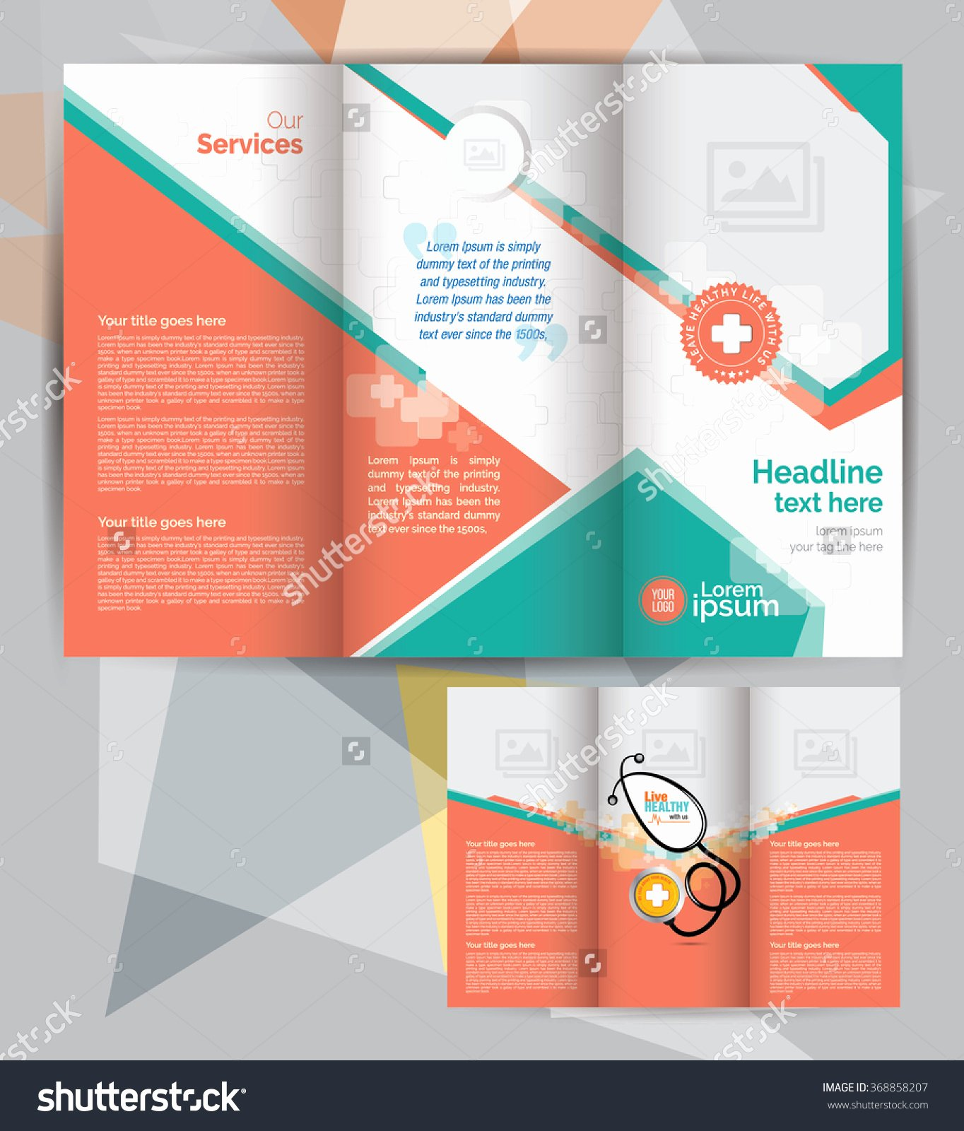 Free Medical Brochure Templates Portablegasgrillweber