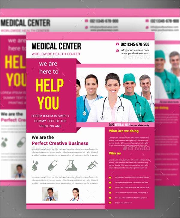 Free Medical Flyer Templates Yourweek 284f43eca25e