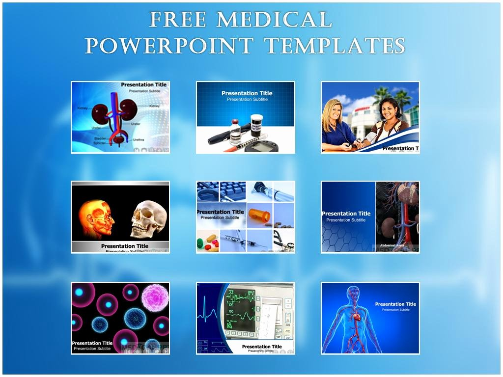 Free Medical Powerpoint Templates From Medical Powerpoint
