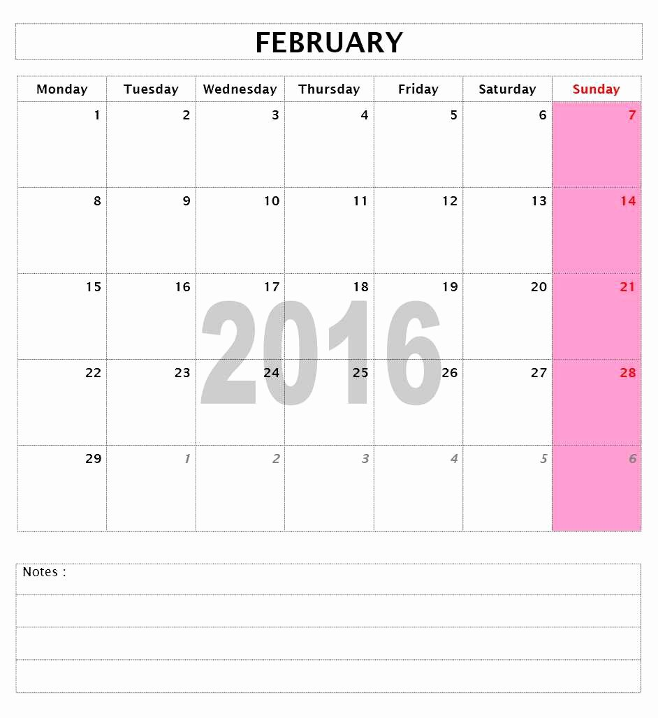 Free Microsoft Word Calendar Templates