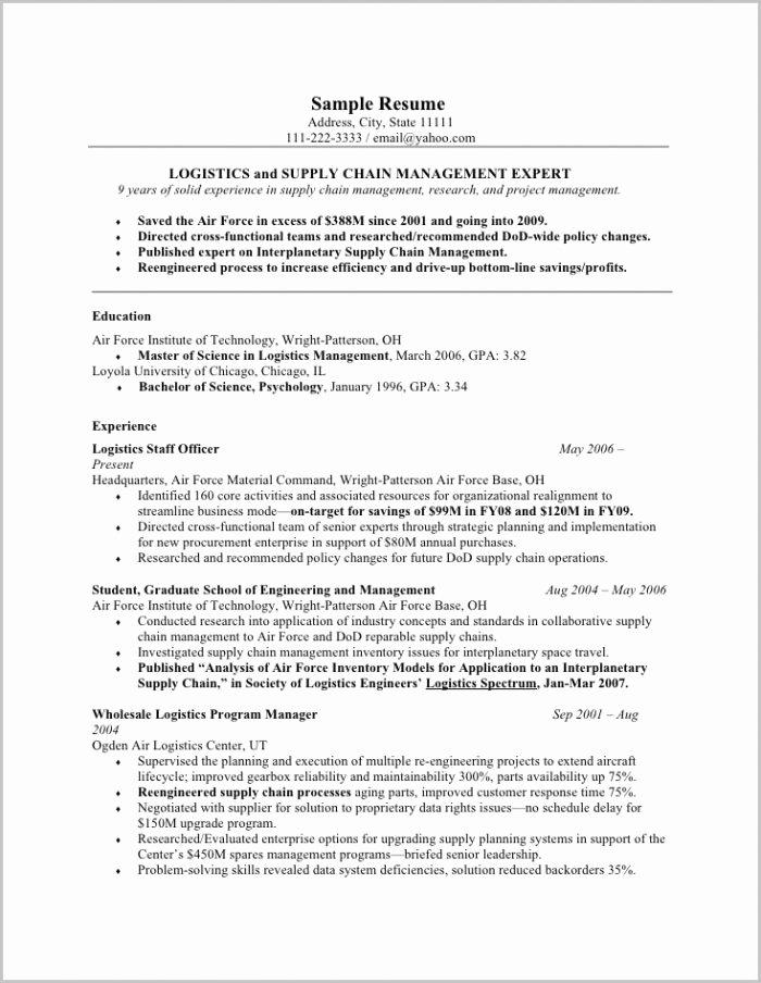 Free Military to Civilian Resume Builder Resume Resume