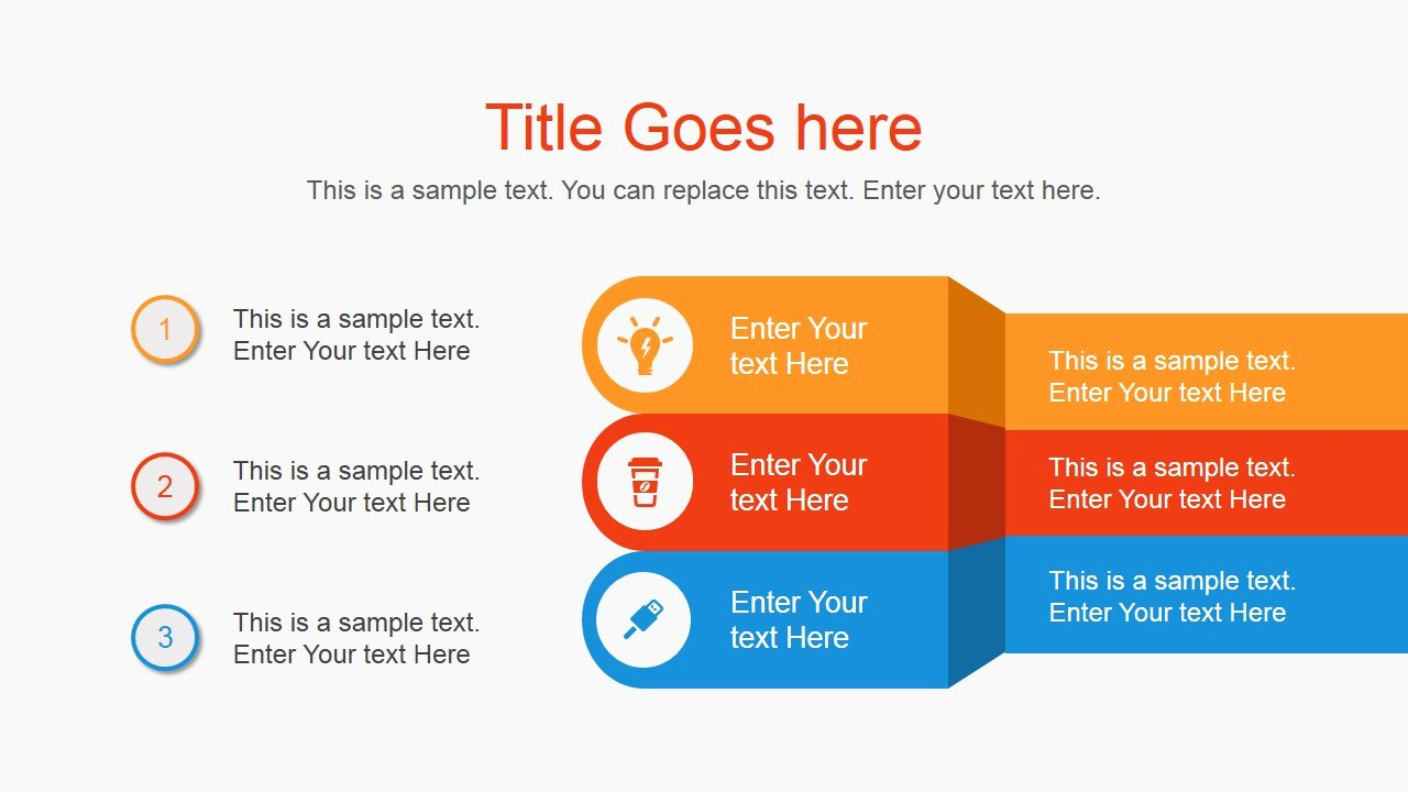 Free Modern Professional Slides for Powerpoint Slidemodel