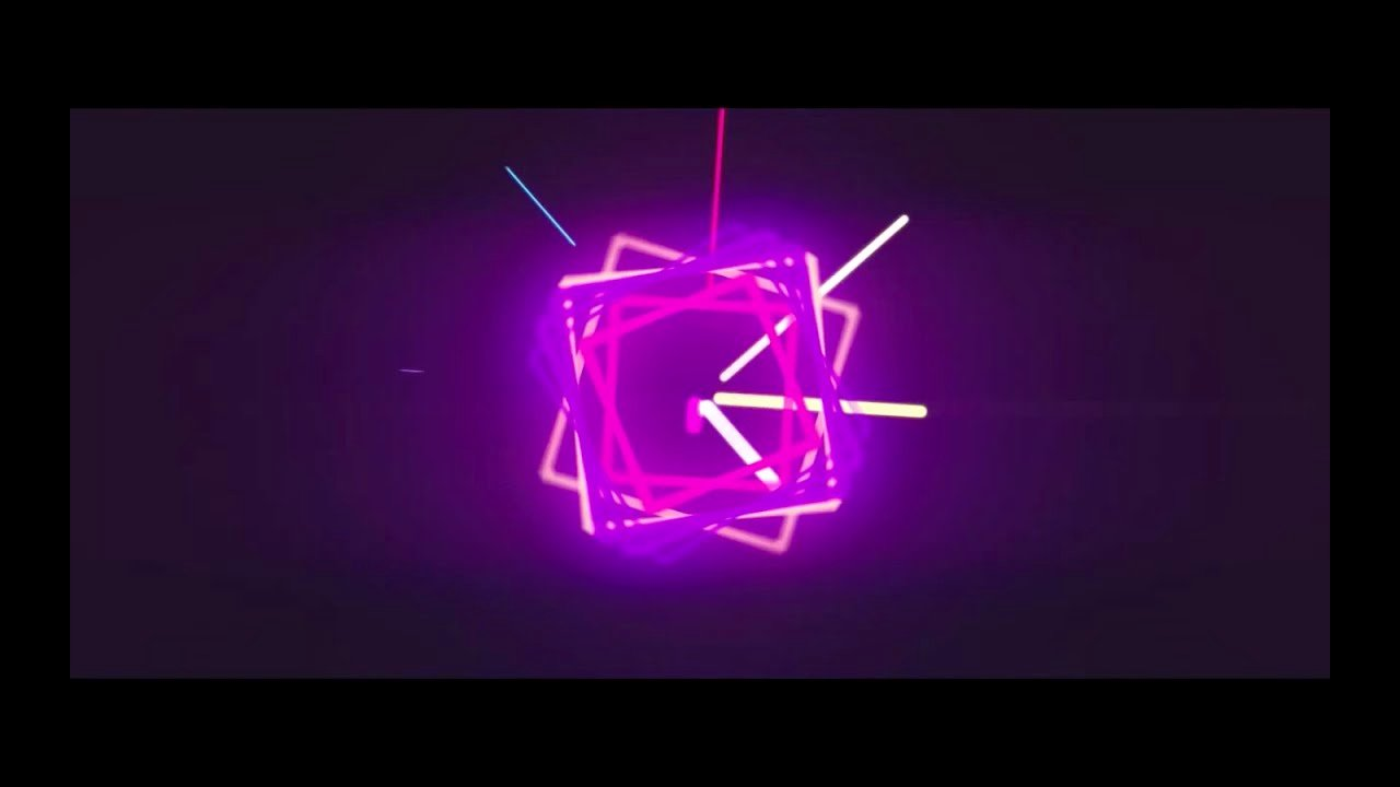 Free Neon Intro Template 15