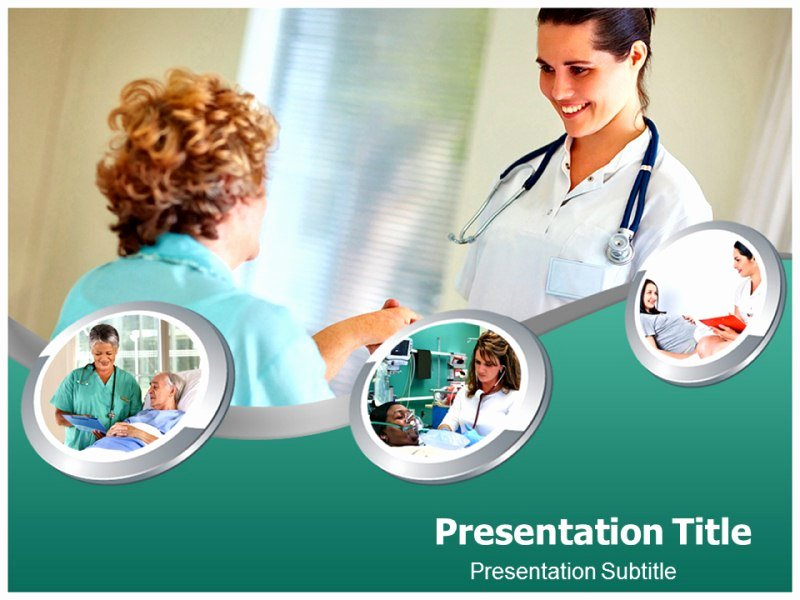 Free Nursing Powerpoint Templates