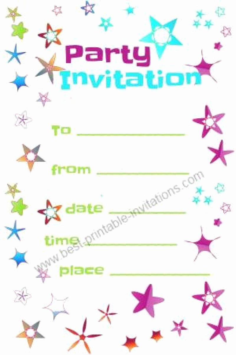Free Party Invitation to Print Out – orderecigsjuicefo