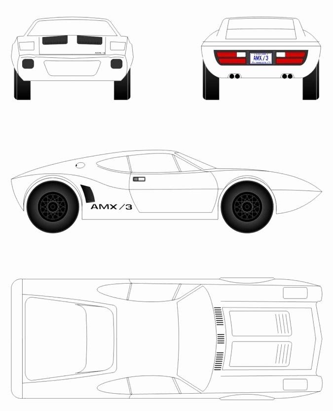 Free Pinewood Derby Ferari Cars Design Templates