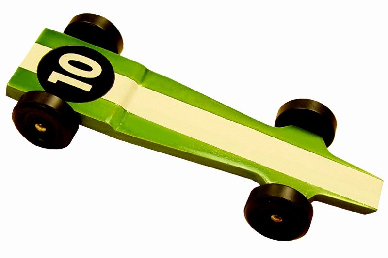 Free Pinewood Derby Templates Derby Monkey Fast Ml