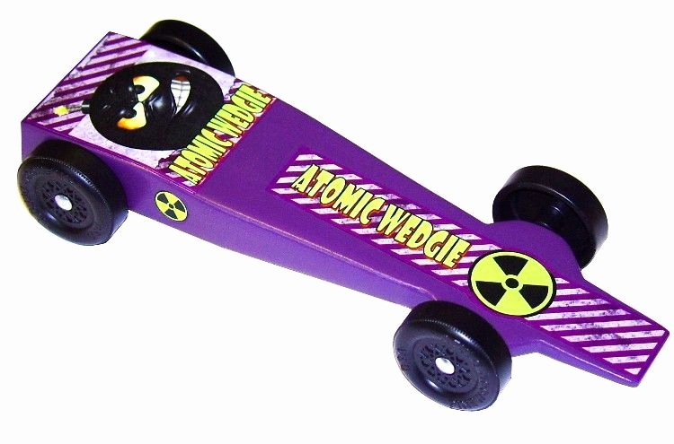 Free Pinewood Derby Templates Scouts
